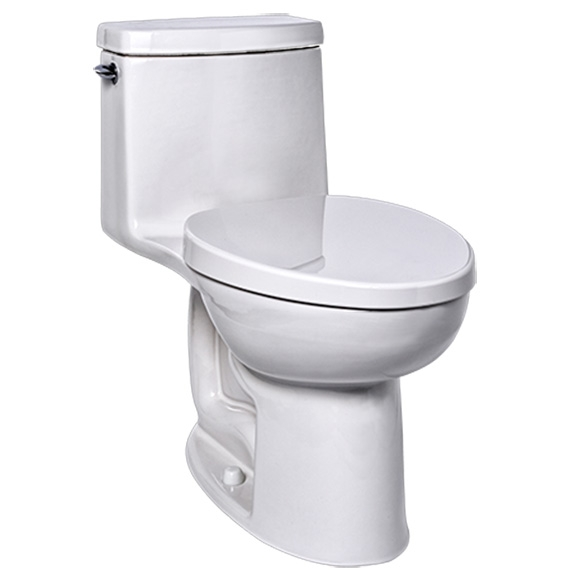 Loft 174 Right Height 174 Elongated One Piece Toilet With Seat