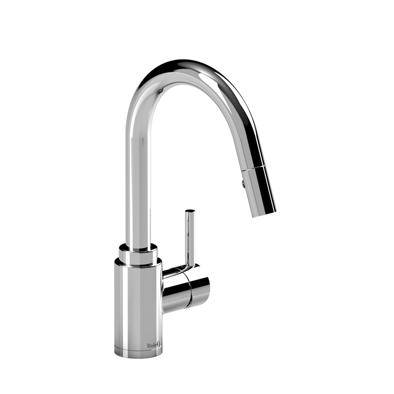 Bora Tall Kitchen Faucet With Spray Bo201xx Waterflo