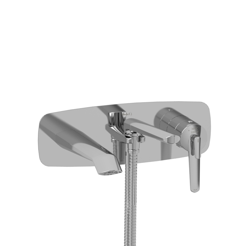 Venty Vy21 Wall Mount Type T P Thermo Pressure Balance