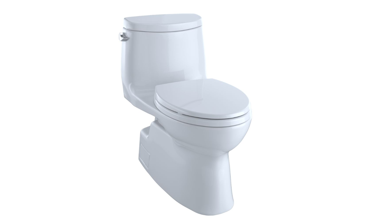 MS614114CEF(R)(G) Carlyle® II One-Piece High-Efficiency Toilet ...