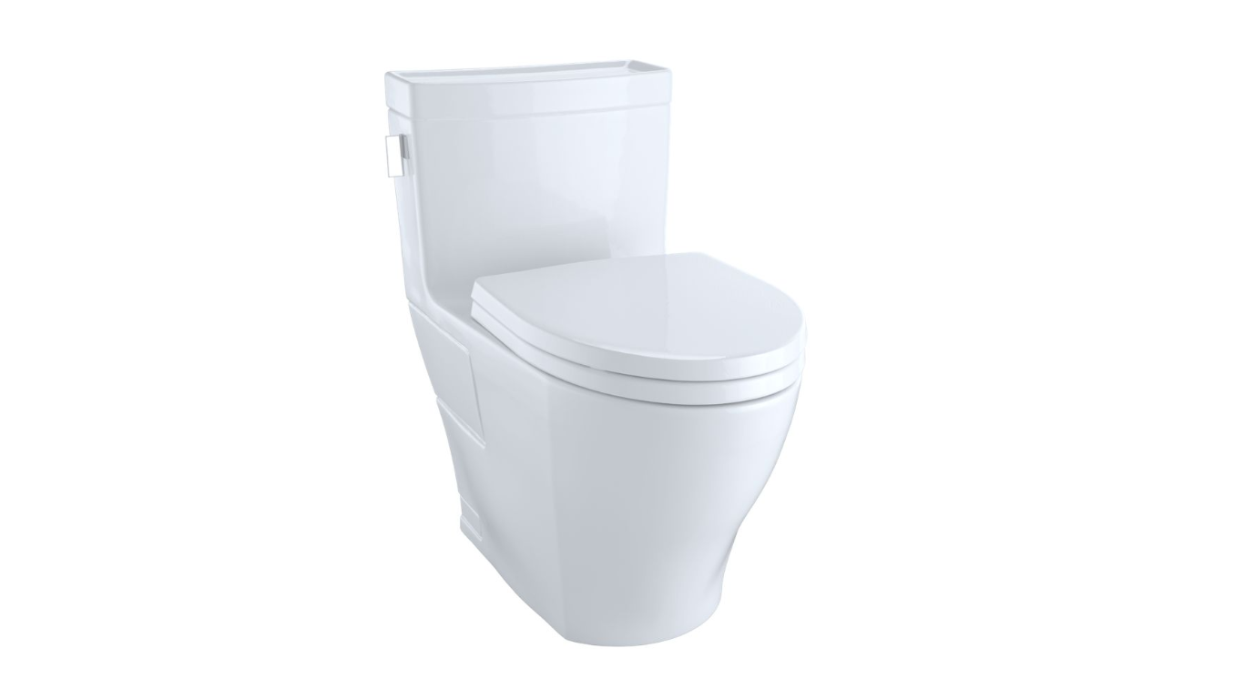 Ms624214cef G Legato 174 One Piece High Efficiency Toilet